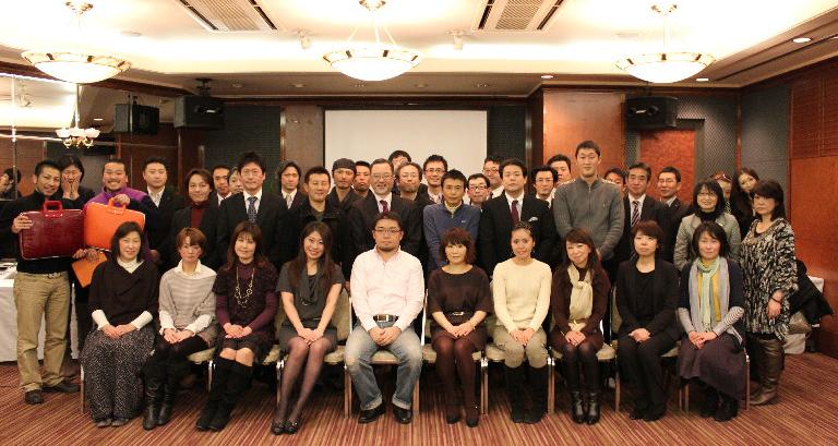 行動すれば結果が変わる!個人ビジネスのためのソーシャルメディア活用セミナー in 福岡
