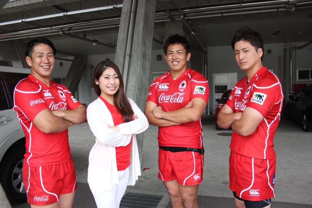 【ラガール】ラグビー、福岡、それから私。