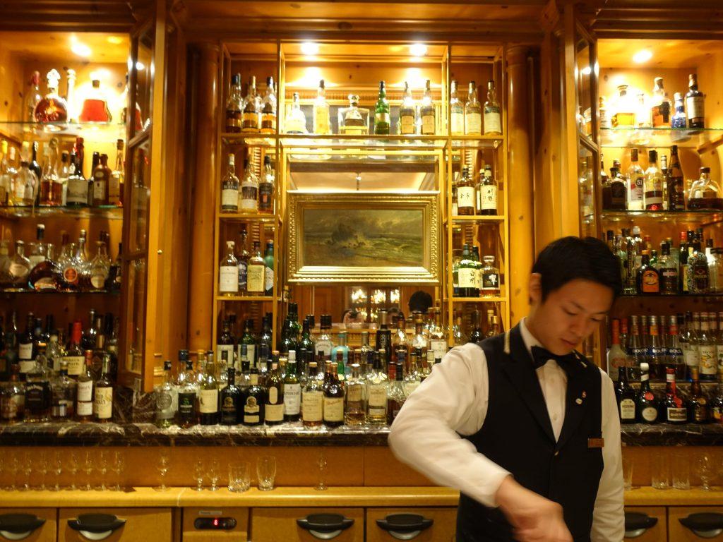 リッツカールトン大阪 THE BARで過ごす大人の時間…