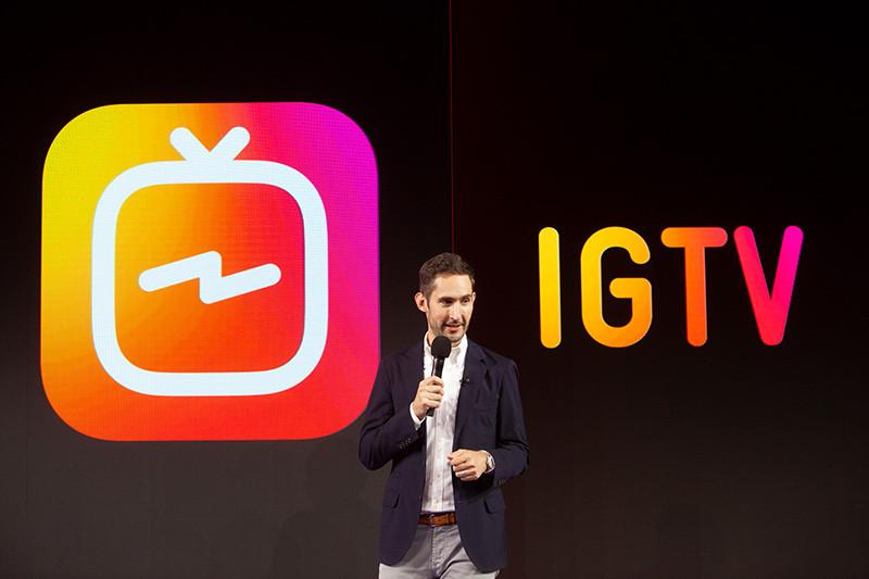 IGTV インスタグラム